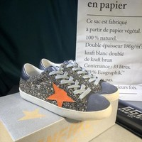 Golden Goose Ggdb Superstar Sneakers With All-over Swarovski Crystals Reference #a10706 - Best Deal Online