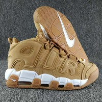 Nike Air More Uptempo Fashion and leisure sports shoes-7