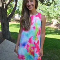 Painted Lady Dress