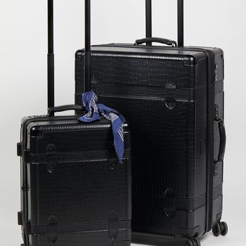 Free People Trunk 2-Piece Luggage Set
