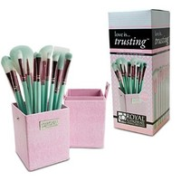 Royal & Langnickel - Trusting 12pc Makeup Brush Box Kit