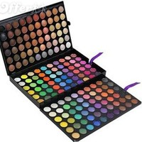 iOffer: Professional MAC Makeup 180 color Eyeshadow Palette for sale