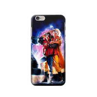 P2802 Back to the Future Phone Case For IPHONE 6