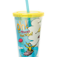 Dr. Seuss Oh, The Places You'll Go! Acrylic Travel Cup