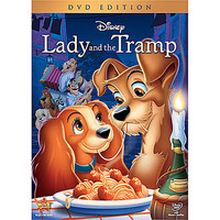 Disney Lady and the Tramp DVD | Disney Store
