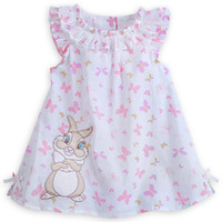 Miss Bunny Woven Dress for Baby