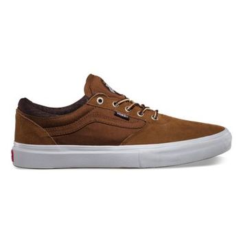 Vans Gilbert Crockett Pro (Herringbone Twill/Tobacco)