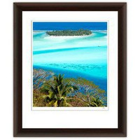 Jesse Kalisher Framed Art - Beach Island