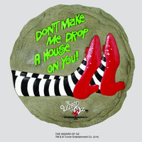 """Don't Make Me Drop a House"" Stepping Stone"