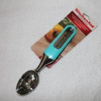 KitchenAid Turquoise Blue Ice Cream Scoop