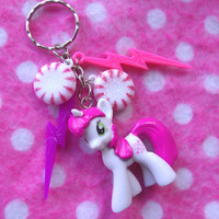 My Little Pony Unicorn Keychain