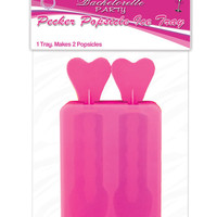 Bachelorette Party Pecker Popsicle Ice Tray