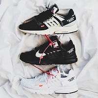 shosouvenir :  OFF-WHITE x NIKE Air Presto Gym shoes