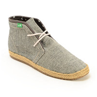 Sanuk Lily Mid Top Shoes