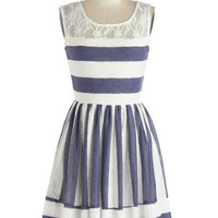 Waterfront Outing Dress