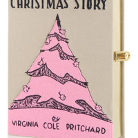 Olympia Le-Tan - A Christmas Story embroidered clutch