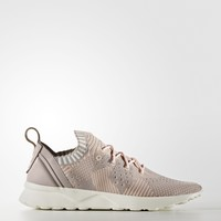 adidas ZX Flux ADV Virtue Primeknit Shoes - Grey | adidas US