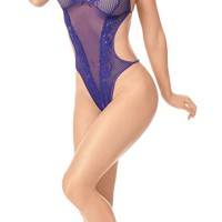 Escante Women Midnight Teddy 1526