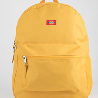 DICKIES Student Mustard Backpack