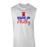 Made In Philly Muscle Shirt