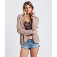 Billabong Women's Chilly Waters Cardigan