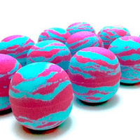 Material Girl Bath Bomb- Lush, Fizzy Bath Time Fun