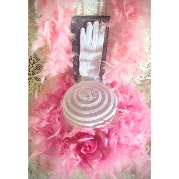 Pretty in Pink Party Dress Up Kit for Little Girls