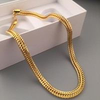 Boys & Men Fashion Hip Hop Necklace