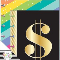 Happy Planner Snap In Envelopes - Budget