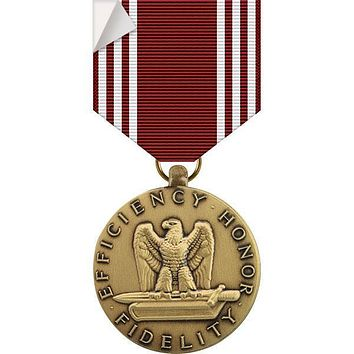 Army Good Conduct Medal Sticker