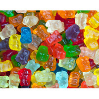 Cubs 12-Flavors Baby Gummy Bears: 5LB Bag
