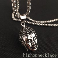 Jewelry Gift Stylish New Arrival Shiny Club Hip-hop Necklace [6542763459]