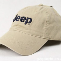 DD2 Summer Outdoors Jeep Cap (Khaki)