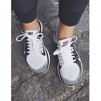 NIKE Women Fashion Running Sport Casual Shoes Sneakers