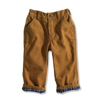 Boys Infant/Toddler Washed Duck Dungaree