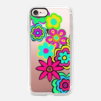 Flower Power iPhone 7 Case by Lisa Argyropoulos | Casetify