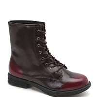 Qupid Seal Patent Work Boots at PacSun.com
