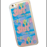 Get Your Shit IPHONE CASE 6 – Happy Monday