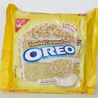 Nabisco Limited Edition Toasted Coconut Oreo Cookies 10.7oz