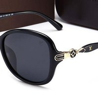 LV Louis Vuitton Fashion Women Men Casual Sunglasses I-HWYMSH-YJ