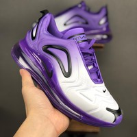 Nike Air Max 720 ¡°White Grape¡± Women Running Shoes