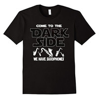 Passionate Saxophone Player - Come To The Dark Side