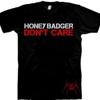 Spike's Tactical Gear Honey Badger Don't Care Adult Tee