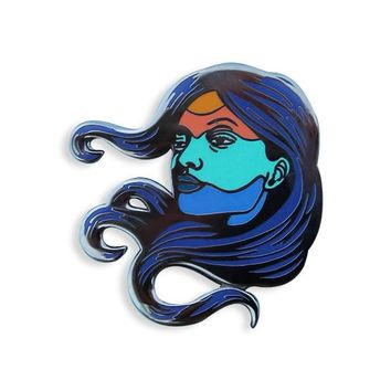 Ebb & Flow Pin by Carly Ealey
