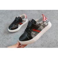 Gucci Baby Signature Shoes
