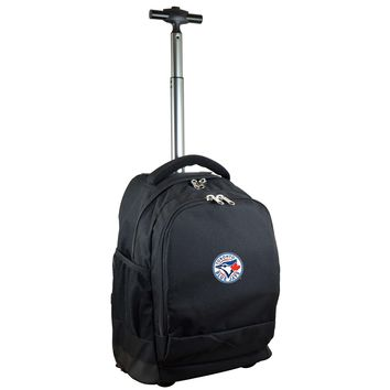 Toronto Blue Jays Wheeled Premium Backpack
