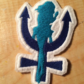 Sailor Neptune Sew-On Patch