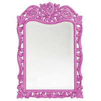 Howard Elliott St. Agustine Hot Pink Mirror  - Howard Elliott 4085HP