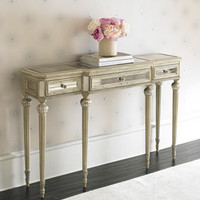 """""""Marilyn"""" Mirrored Console - Horchow"""