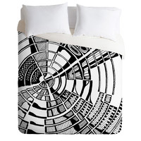 Karen Harris Post 1 Duvet Cover